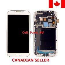 New White Samsung Galaxy S4 IV LCD Screen Digitizer Assembly M919v white i337m