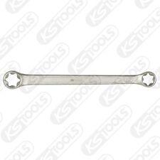 KS Tools tx-e-doppel-ringschlüssel Torx, E14Xe18 chiavi inglesi 911.0374