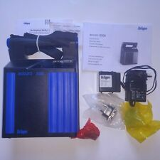 Drager Accuro 2000 Pump Gas Analyzer type 6400200, New (OPEN BOX).