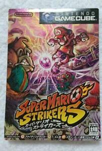 Gamecube Super Mario Strikers GC Nintendo Japan Import
