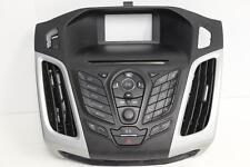 2012-2014 FORD FOCUS DASH RADIO PANEL CLIMATE CONTROL CM5T 18K811 LC