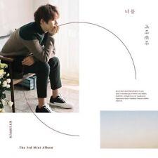 SUPER JUNIOR KYUHYUN [I WAIT FOR YOU] 3rd Mini Album CD+FotoBuch+Karte SEALED
