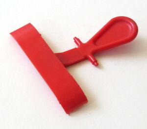 Faller O gauge plastic uncoupling lever for garden railway