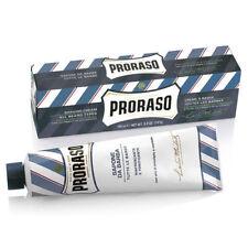 Proraso Protective and Moisturising Shaving Cream Blue Tube 150ml Aloe/Vitamin E
