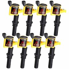 8 PACK DG511 IGNITION COIL FOR FORD F150 5.4L 6.8L V8 TRITON 2004 2005 2006 2008
