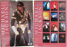 Michael Jackson Calendrier 1994 Calendar Kalender Poster Posters OFFICIAL