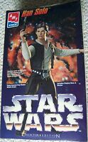 AMT/ERTL Star Wars Han Solo Model Kit 1995 1/6th scale  - New - Free shipping