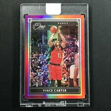 2019-20 One And One VINCE CARTER Base Red 14/15