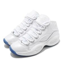 Reebok Question Mid White Ice Allen Iverson Mens Basketball Shoes EF7598