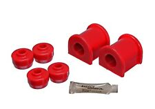 Energy Suspension Sway Bar Bushing Set Red Rear for GX470 / Toyota 4Runner