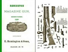 Remington 1889 Magazine Gun Manual