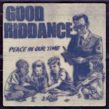 Good Riddance - Peace In Our Time [Vinyl LP] - NEU