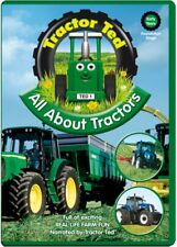 Tractor Ted All About Tractors - DVD Region 2