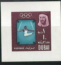 WORLDWIDE  OLYMPICS  1964  DUBAI  SOUVENIR LIST, LOT  # 7 B