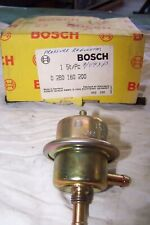 BOSCH FUEL PRESSURE REGULATOR 0280160200 JAGUAR,PORSCHE,RENAULT,V/W,V/W VAN