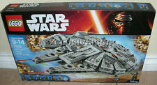 2015 Star Wars The Force Awakens Lego 75105 Millenium Falcon (1329 pcs) Canadian