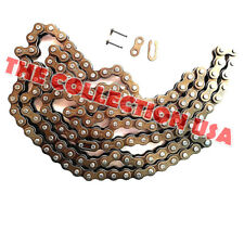 25h Roller Chain and Master Link for 49cc Pocket Bikes Go Peds Scooters