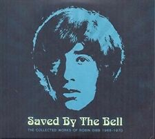 Robin Gibb Saved by The Bell 3 X CD & Booklet Set 2015 Reprise MINT