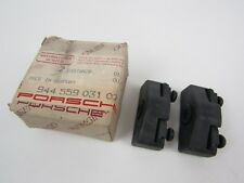 -10% NEU+ORIG. Porsche 944 Bj. 88-91 968 Satz Distanzbock für Windschutzscheibe