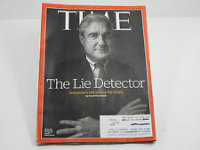 TIME MAGAZINE© The Lie Detector Mueller ISiS nasa's Telescope July 3  2017