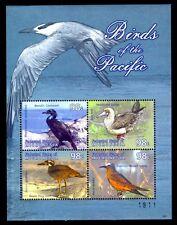 Micronésie 2010 oiseaux bloc feuillet 4 timbres neuf ** 1er choix