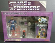 ~ Transformers eHobby Takara G1 MANIFICUS Black PERCEPTOR #68 MISB Exclusive ~