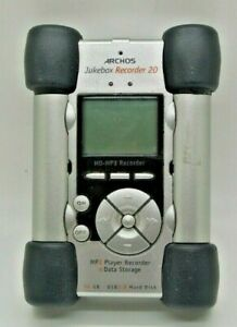 Archos Jukebox Recorder 20 GB Portable MP3