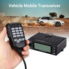 25W 200CH Mini UV-998S Dual Band Vehicle Car Amateur Mobile Radio Walkie Talkie