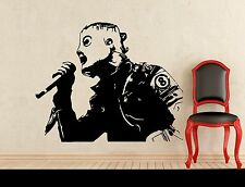 Corey Taylor Wall Decal Rock Music Slipknot Vinyl Sticker Art Decor Mural 218s