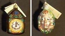"Patricia Breen ""Hickory Dickory Clock 1996, Breath of Spring 1997"""