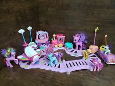 My Little Pony Twilight Remote Control Cars, train pieces, and ponies