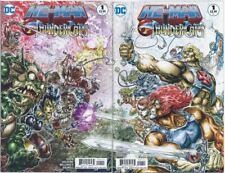 He-Man ThunderCats #1 - First Print and Freddie Williams II Variant - NM+/NMMT!!