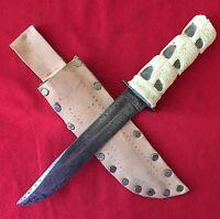 "WW2 - Western Fighting Knife - No. G46-8"" -Theater - Custom"