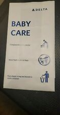 Delta Air Airlines Waste Air Sickness Barf Bag Baby Care Feel Better  USA Seller