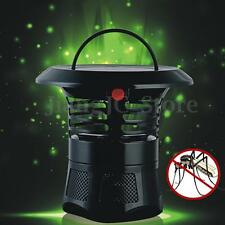 Electric LED Mosquito Killer Fly Bug Insect Pest Control Zapper Trap Lamp Light