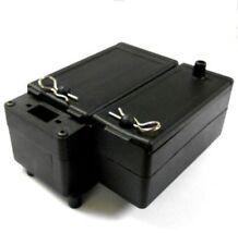 Batteries: couvercles, access.