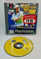 All Star Tennis 2000 Video Game for Sony PlayStation PS1 PAL TESTED