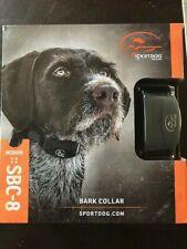 SportDOG SBC-8 No Bark Control Collar Stop Barking New