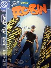 STAN LEE presenta: ROBIN di Lee/Byrne ed. PLAY PRESS