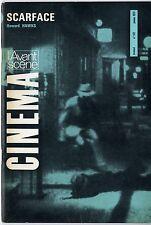 L'AVANT-SCENE n°132 Howard Hawks SCARFACE 1973