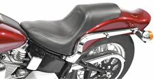 Mustang Fastback Seat One Piece Low Profile 1982-2000 Harley-Davidson FXR 75445