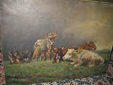 Beringer Josef, * xx. jdh. rastende troupeaux