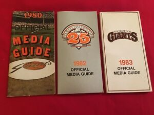 MLB San Francisco Giants media guide / You pick 'em / Box 2021 / Bonds / Posey