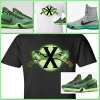 EXCLUSIVE TEE / T-SHIRT TO MATCH NIKE KOBE 10 / KOBE X VINOS OR GRINCHES!