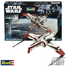 ARC-170 Fighter - 1/83 Revell Star Wars Model #3608 New