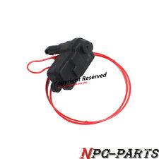 New Fuel Flap Door Actuator Motor Control For AUDI A1 A6 C7 A7 Q3 Q7 4L0862153D
