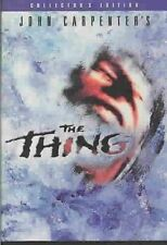 The Thing Widescreen Collector's Edition Region 1 DVD