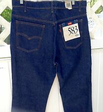 """Levi Deadstock Sz 38""""/34 Flare Jeans Sz40""""/38 And 38/30"""