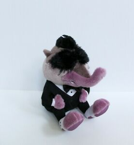 Tomy Disney Zootopia Mr. Big Small Plush Stuffed Animal 6 inches