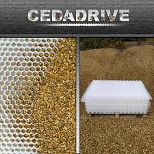 CEDADRIVE // GRAVEL GRIDS // GRAVEL STABILISATION // 9.6 SQUARE METRE PACK //